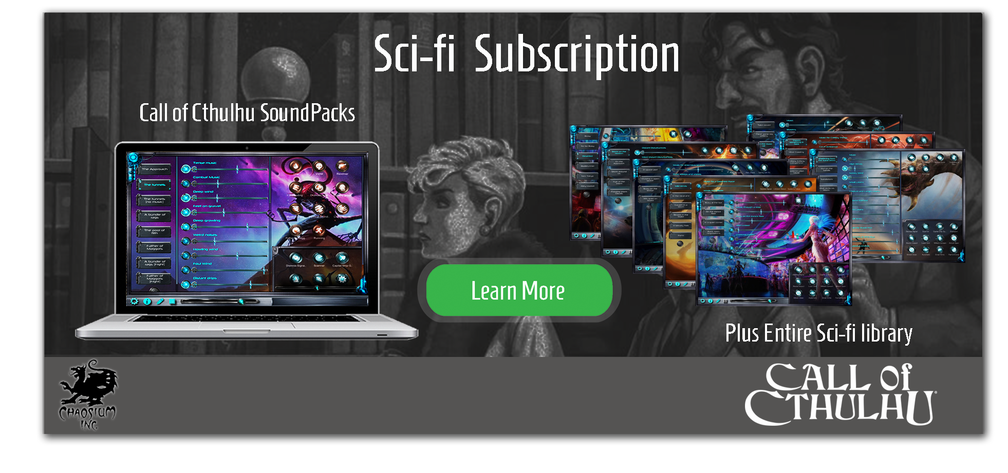 Get a Sci-fi subscription