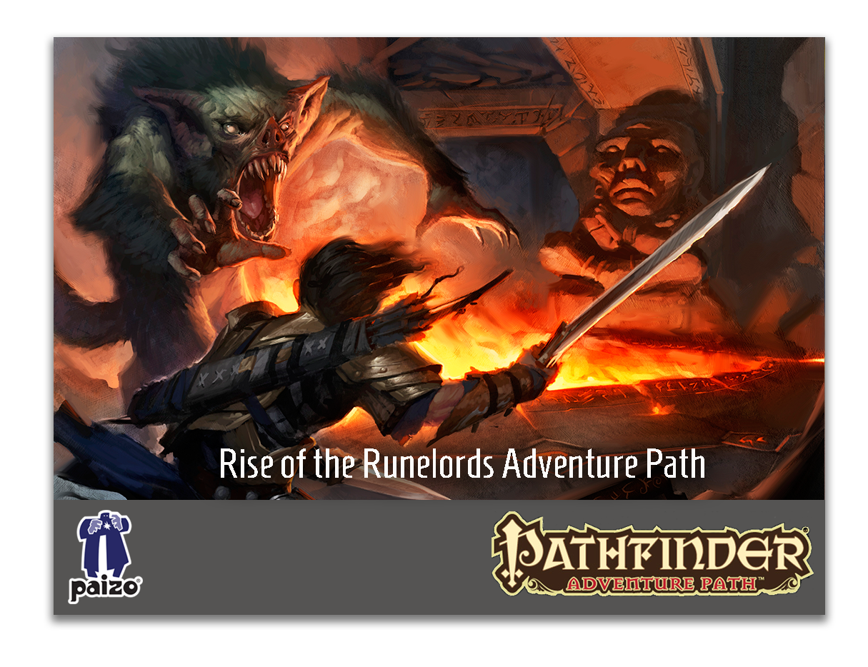 Rise of the Runelords Adventure Path SoundPacks