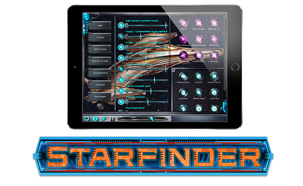 Official Starfinder Content