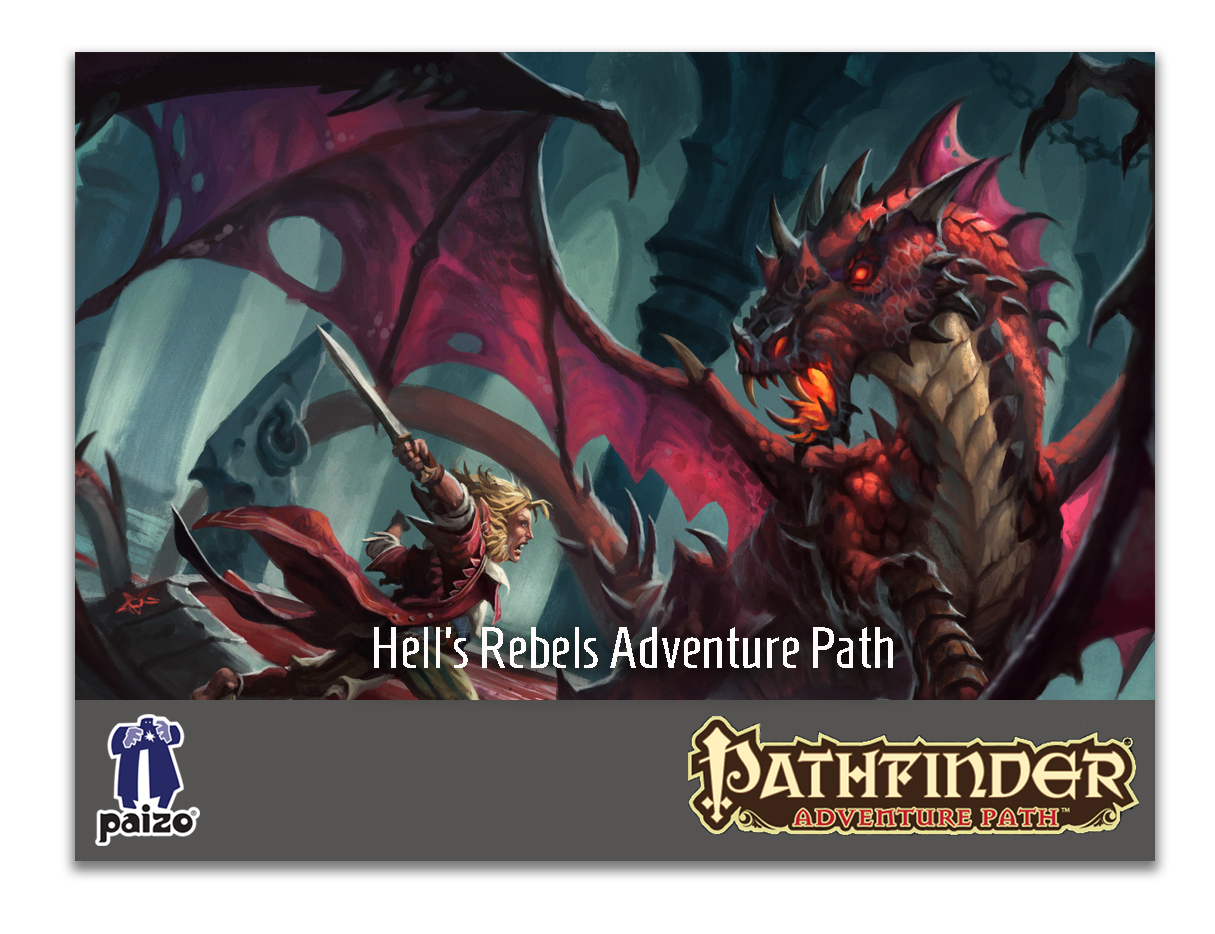 Hell's Rebel Adventure Path SoundPacks