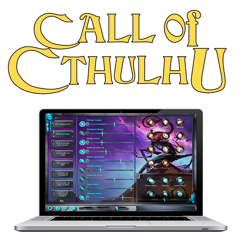 Official Call of Cthulhu Content