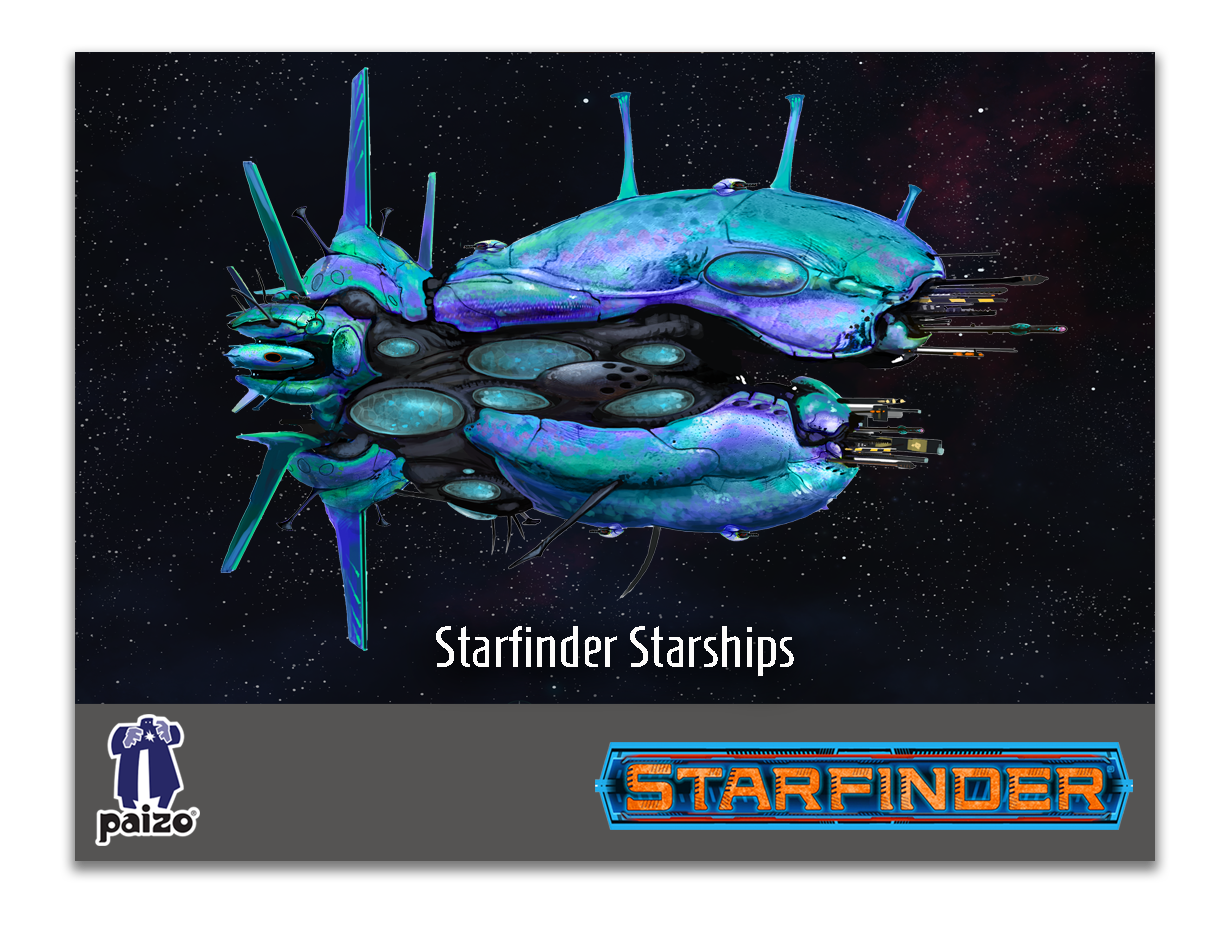 Starfinder Starships