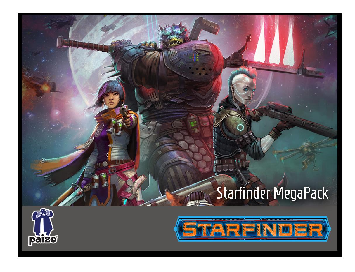 Ultimate Starfinder Megapack
