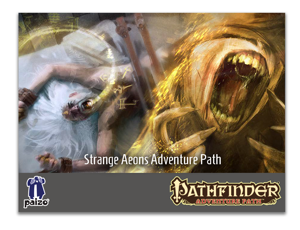 Strange Aeons Adventure Path SoundPacks