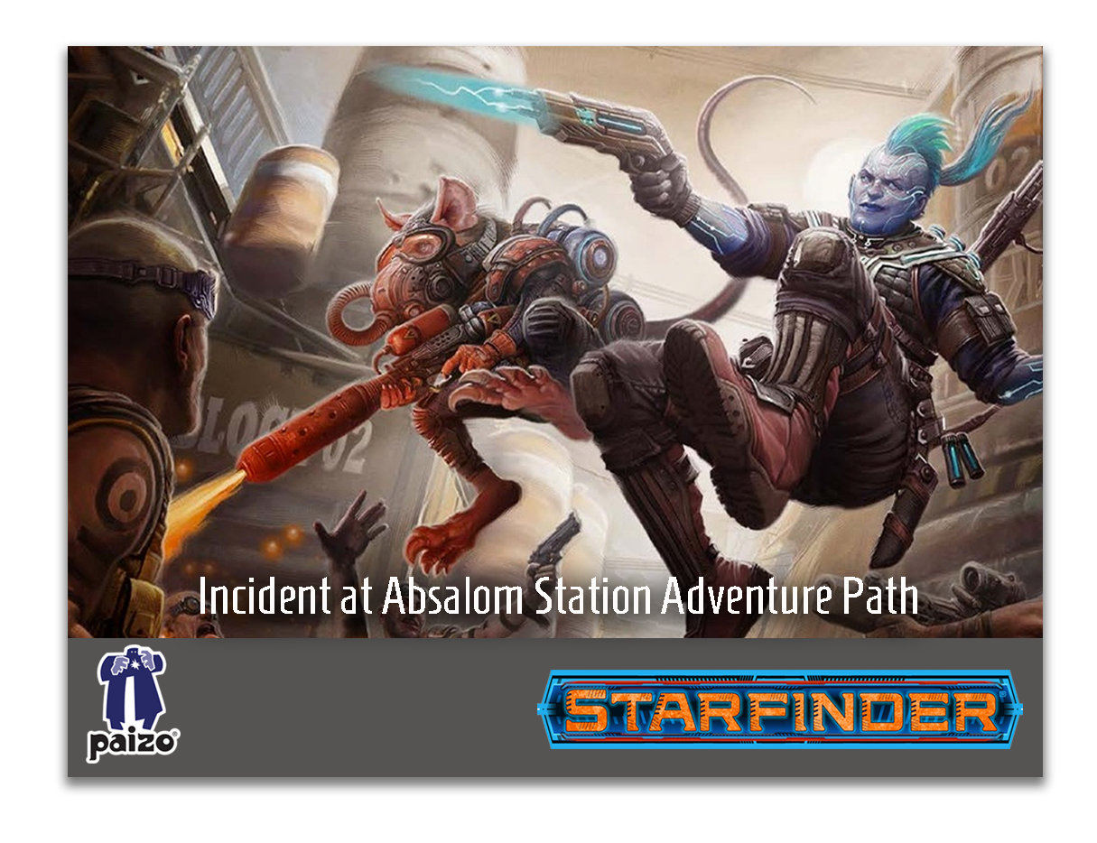 Incident at Absalom Station Dead Suns Adventure Path
